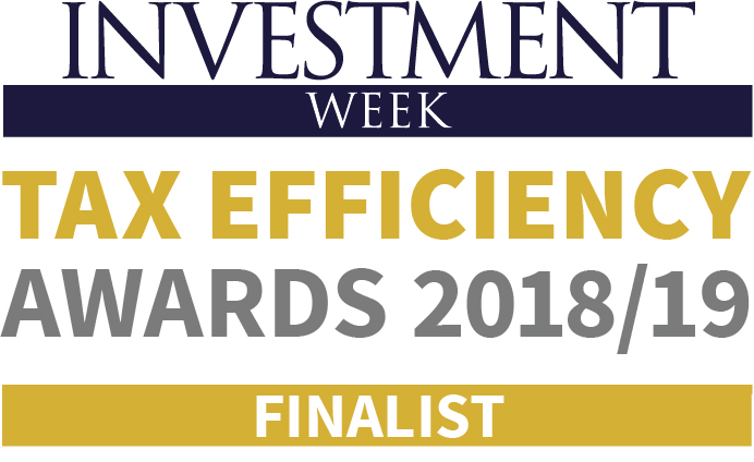 Thorntons Investments a finalist at the 2018/19 Tax Efficiency Awards